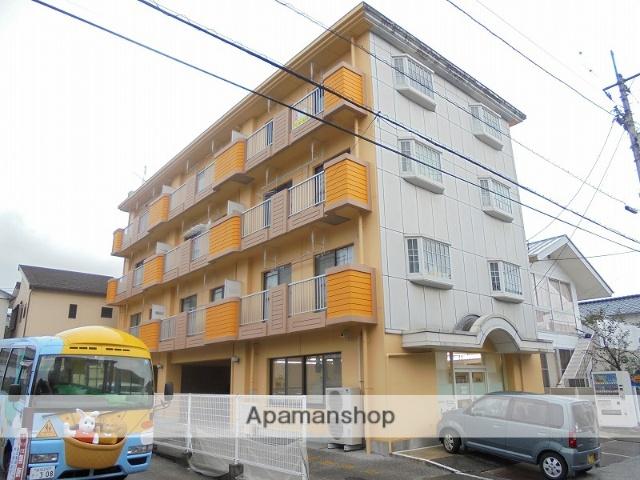 高知県高知市、桟橋通二丁目駅徒歩8分の築28年 4階建の賃貸マンション