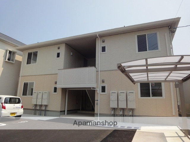 高知県高知市、土佐一宮駅徒歩20分の築1年 2階建の賃貸アパート