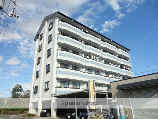 高知県高知市、桟橋通二丁目駅徒歩10分の築17年 6階建の賃貸マンション