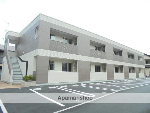 高知県高知市、桟橋通三丁目駅徒歩18分の新築 2階建の賃貸アパート