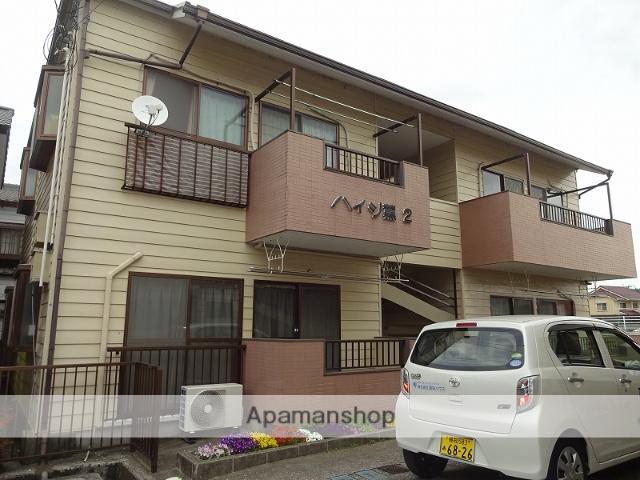 高知県高知市、土佐一宮駅徒歩7分の築23年 2階建の賃貸アパート