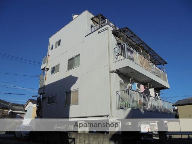 高知県高知市、薊野駅徒歩16分の築34年 4階建の賃貸マンション