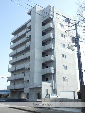 高知県高知市、知寄町一丁目駅徒歩13分の新築 8階建の賃貸マンション