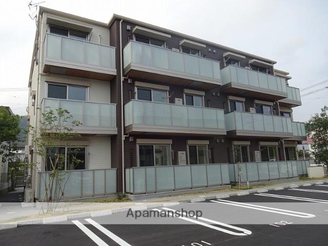 高知県吾川郡いの町、伊野駅徒歩4分の新築 3階建の賃貸マンション