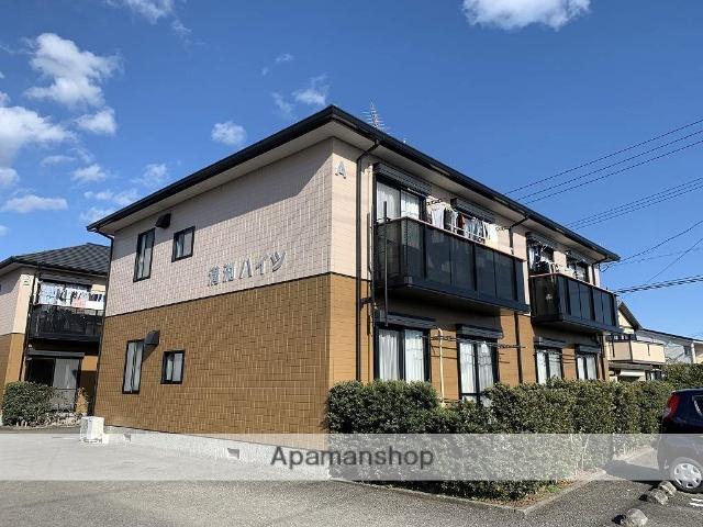 高知県南国市、後免町駅徒歩16分の築19年 2階建の賃貸アパート