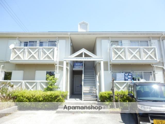 高知県高知市、鹿児駅徒歩19分の築27年 2階建の賃貸アパート
