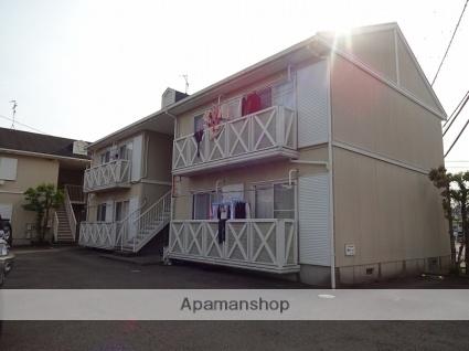 高知県高知市、上町四丁目駅徒歩18分の築25年 2階建の賃貸アパート