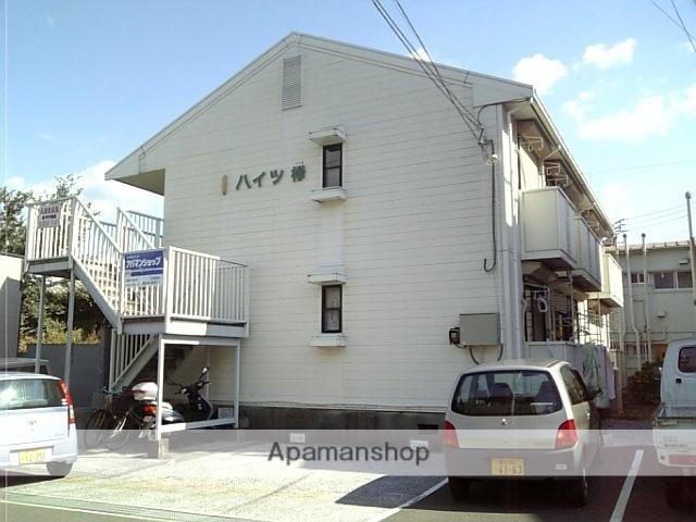高知県高知市、旭町三丁目駅徒歩4分の築30年 2階建の賃貸アパート