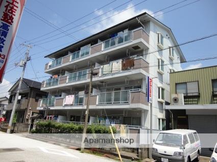 高知県高知市、介良通駅徒歩6分の築19年 4階建の賃貸マンション