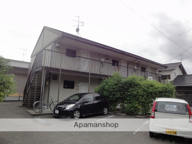 高知県高知市、旭駅徒歩9分の築22年 2階建の賃貸アパート