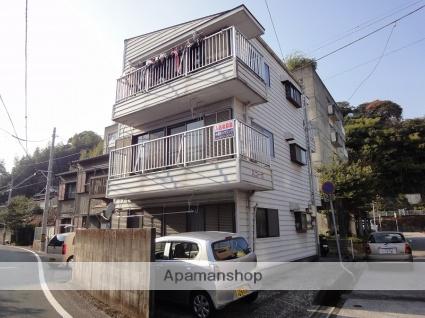 高知県高知市、上町二丁目駅徒歩8分の築30年 3階建の賃貸マンション