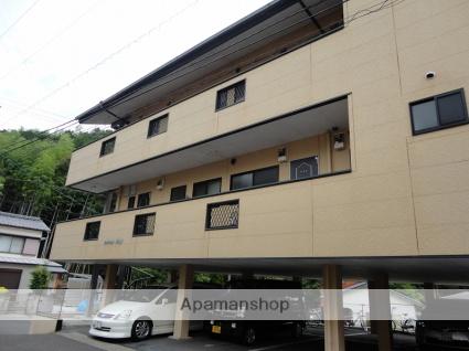 高知県高知市、高知商業前駅徒歩7分の築16年 3階建の賃貸アパート