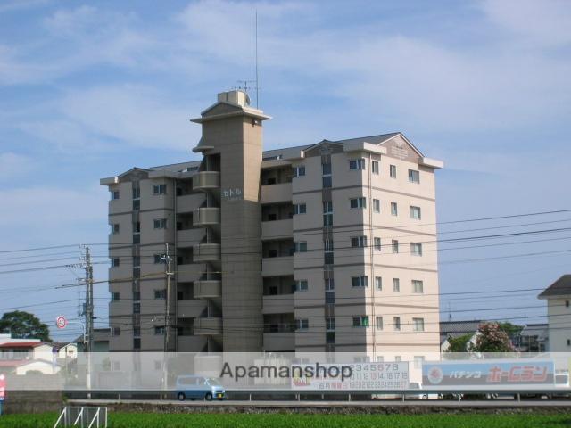 高知県南国市、後免西町駅徒歩5分の築20年 6階建の賃貸マンション