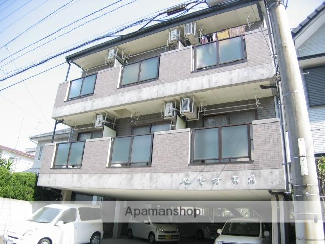 高知県高知市、田辺島通駅徒歩11分の築19年 3階建の賃貸アパート
