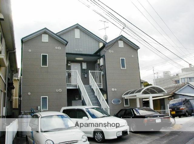 高知県高知市、上町四丁目駅徒歩15分の築23年 2階建の賃貸アパート