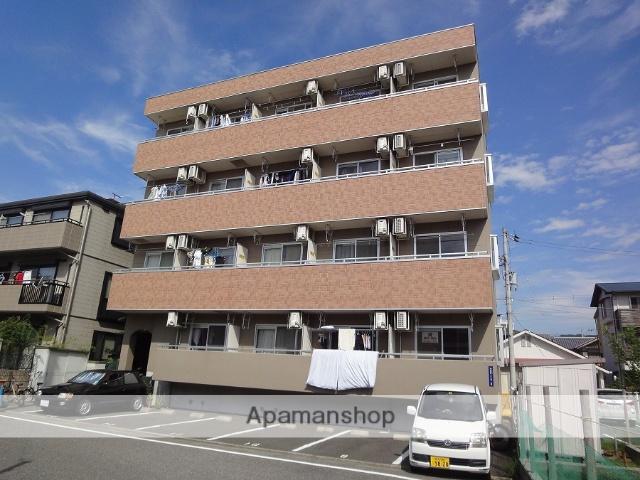 高知県高知市、高知駅徒歩8分の築13年 4階建の賃貸マンション