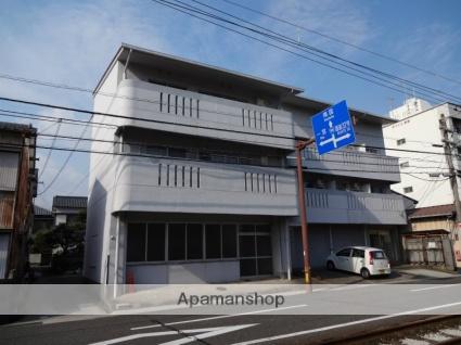 高知県高知市、東新木駅徒歩6分の築30年 3階建の賃貸マンション
