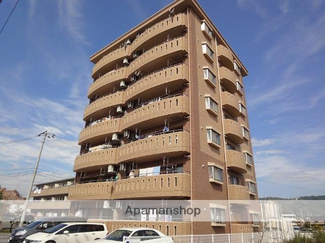 高知県高知市、薊野駅徒歩19分の築13年 7階建の賃貸マンション