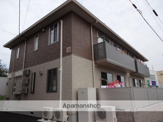 高知県高知市、土佐大津駅徒歩1分の築3年 2階建の賃貸アパート