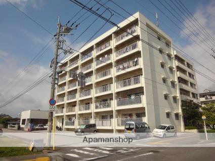 高知県高知市、西高須駅徒歩8分の築31年 6階建の賃貸マンション