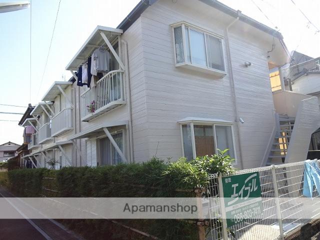 高知県高知市、上町二丁目駅徒歩7分の築27年 2階建の賃貸アパート