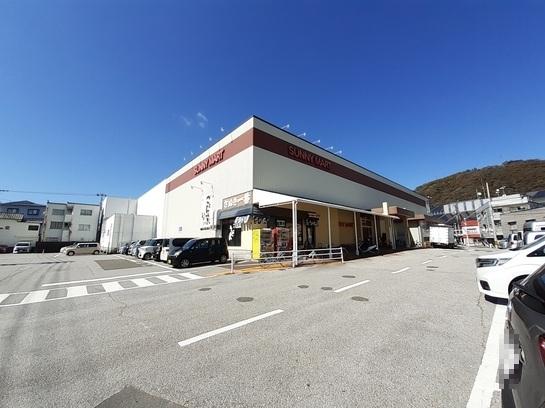JR朝倉駅 7700m