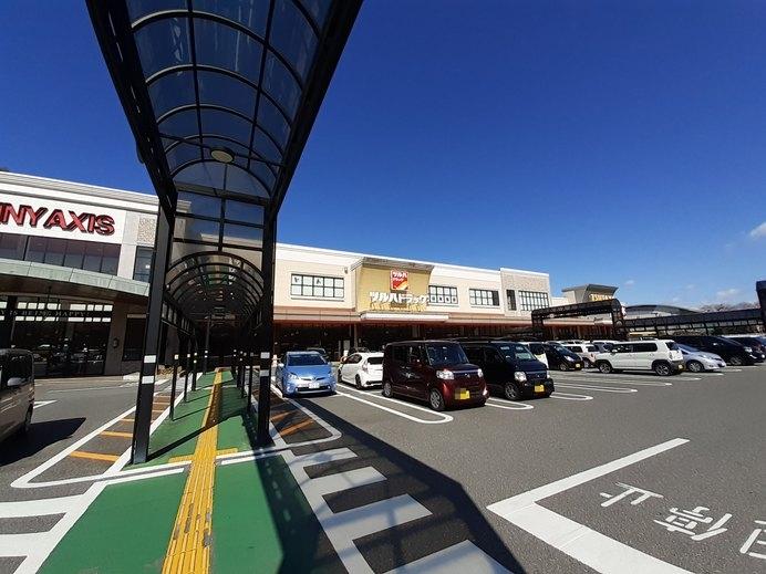 ローソン 伊野町波川店 500m