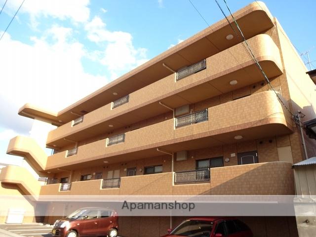 高知県高知市、東新木駅徒歩8分の築8年 3階建の賃貸マンション
