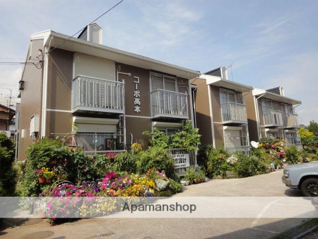 高知県高知市、知寄町駅徒歩10分の築29年 2階建の賃貸アパート