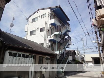 高知県高知市、知寄町駅徒歩8分の築25年 4階建の賃貸アパート