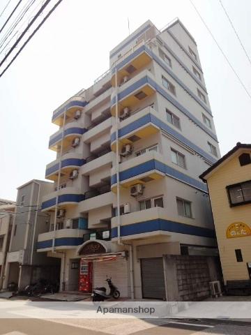 高知県高知市、堀詰駅徒歩8分の築19年 8階建の賃貸マンション