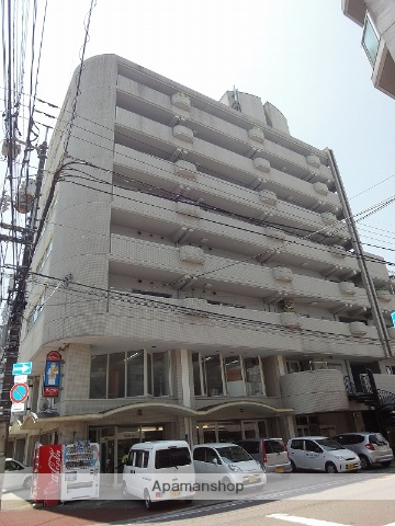 高知県高知市、堀詰駅徒歩9分の築25年 9階建の賃貸マンション