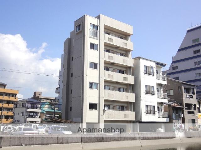 高知県高知市、堀詰駅徒歩8分の築9年 6階建の賃貸マンション