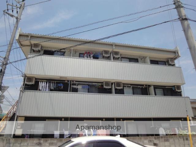 高知県高知市、桟橋通一丁目駅徒歩6分の築11年 3階建の賃貸マンション