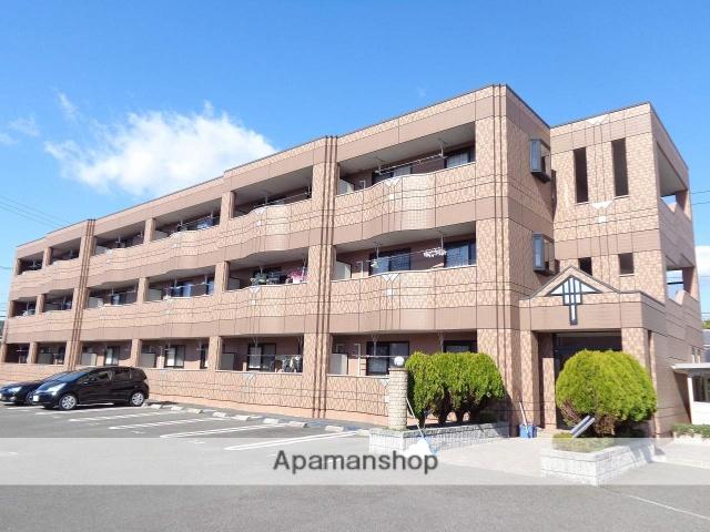 高知県高知市、曙町東町駅徒歩13分の築9年 3階建の賃貸アパート