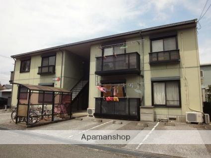 高知県高知市、鹿児駅徒歩19分の築17年 2階建の賃貸アパート