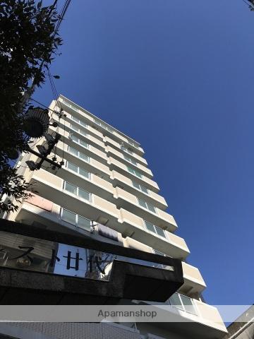 高知県高知市、堀詰駅徒歩6分の築23年 12階建の賃貸マンション