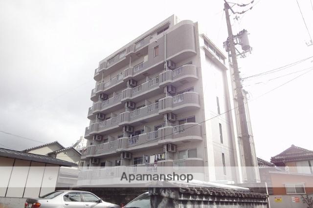 高知県高知市、入明駅徒歩3分の築20年 7階建の賃貸マンション