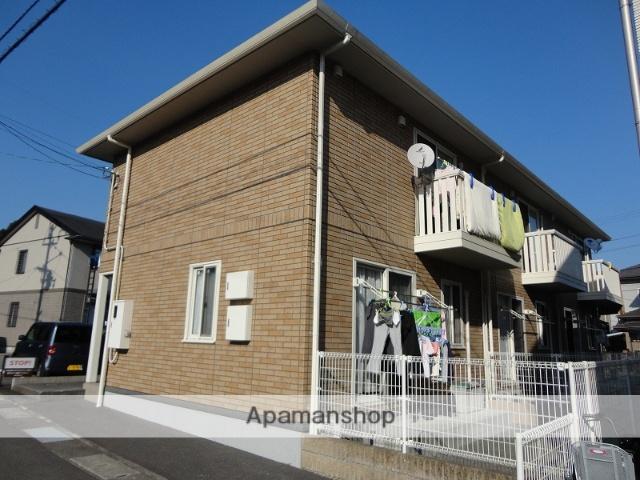 高知県高知市、入明駅徒歩19分の築8年 2階建の賃貸テラスハウス