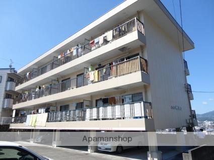 高知県高知市、上町二丁目駅徒歩20分の築21年 4階建の賃貸マンション