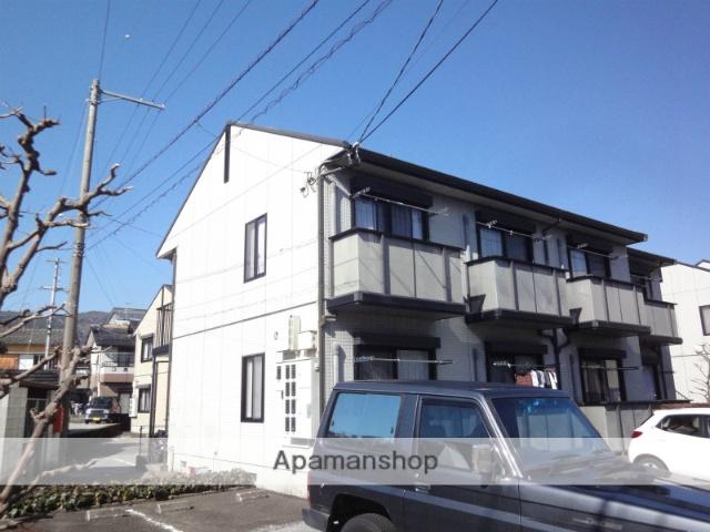 高知県高知市、高知駅徒歩17分の築17年 2階建の賃貸アパート