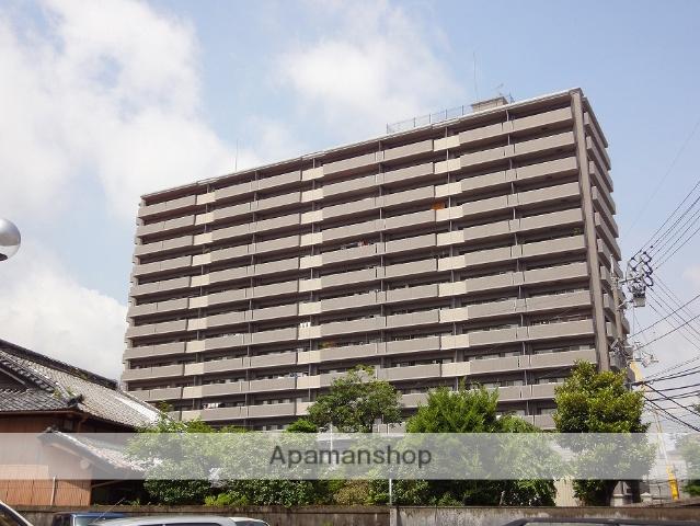 高知県高知市、大橋通駅徒歩6分の築10年 15階建の賃貸マンション