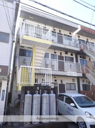 高知県高知市、土佐一宮駅徒歩28分の築35年 3階建の賃貸マンション