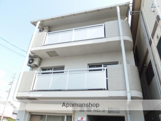 高知県高知市、高知駅徒歩10分の築21年 3階建の賃貸マンション