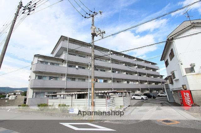 高知県高知市、知寄町三丁目駅徒歩7分の築23年 5階建の賃貸マンション