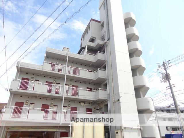 高知県高知市、入明駅徒歩12分の築28年 7階建の賃貸マンション