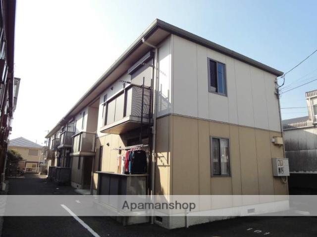 高知県高知市、領石通駅徒歩13分の築12年 2階建の賃貸アパート
