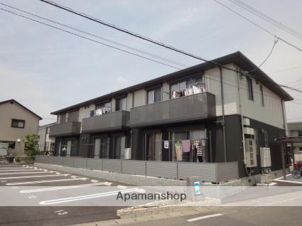 高知県高知市、朝倉駅徒歩20分の築6年 2階建の賃貸アパート