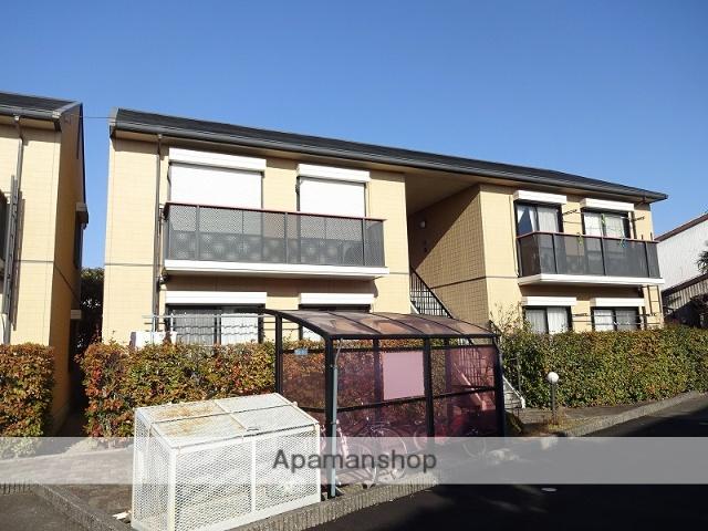 高知県高知市、土佐一宮駅徒歩9分の築21年 2階建の賃貸アパート