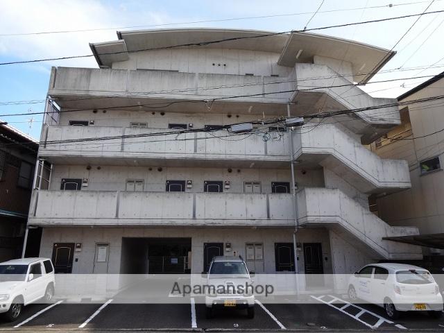 高知県高知市、入明駅徒歩3分の築15年 4階建の賃貸マンション